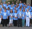 Photo of attendees at the 2007 Grant Writing Institute.