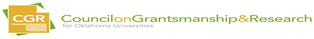 Logo: Council on Grantsmanship and Research for Oklahoma Universities