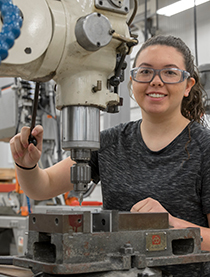 CASC nursing students