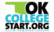 OKcollegestart.org. Click. Compare. Choose