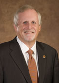 Photo of OSU-Tulsa's President Barnett