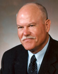 Photo of John Hays, SWOSU president.